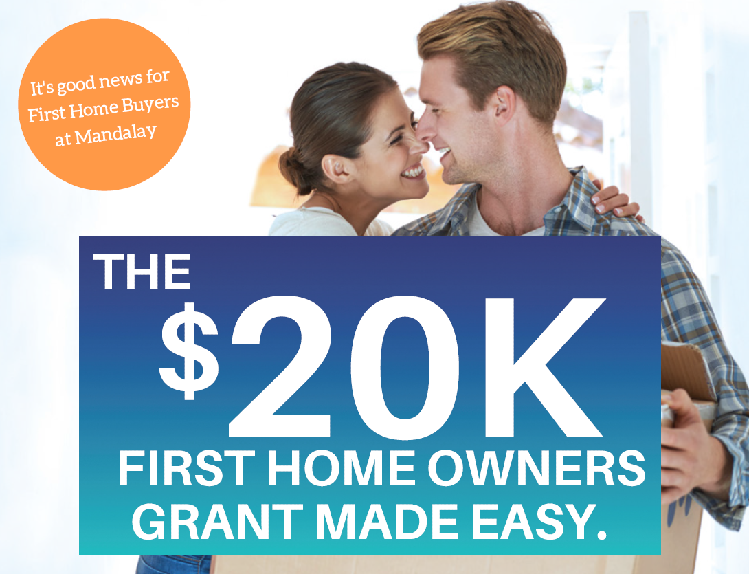 Permanent Resident First Home Owner Grant